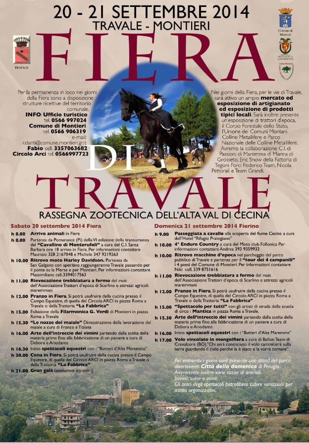 fiera di travale 2014